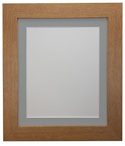 H7 Gold Picture Photo Frame with with Black Mount 20