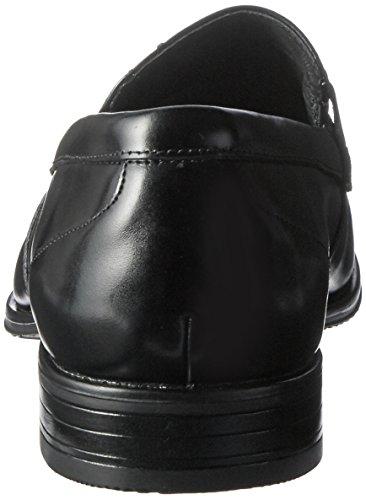 Black Moc On Stacy Bit Toe Mens Adams Loafer Spencer Slip cqqWHaz7n