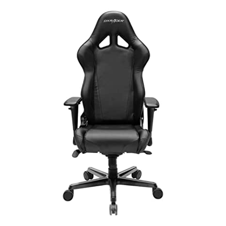 Amazon.com: DXRacer OH/RV001/N negro Racing Series silla ...