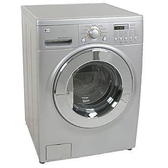 lg wm3431hs allinone washer and dryer titanium