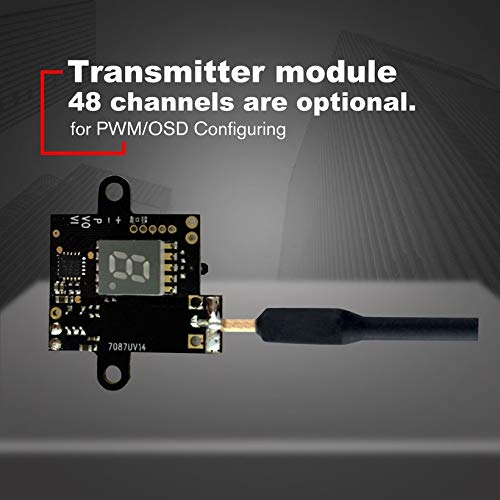 Wikiwand EWRF 7087U 25/100/200mW Switchable Transmitter Module for PWM/OSD Configuring by Wikiwand (Image #4)