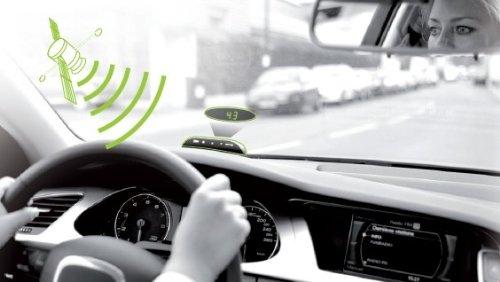 Valeo 632051 - Velocímetro de GPS con proyector para el parabrisas: Amazon.es: Coche y moto