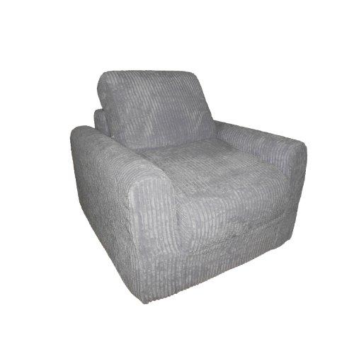 Fun Furnishings Chair Sleeper, Lilac - Chair Sleeper Chenille