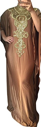 WUBU-Sexy-Hand-beaded-Slim-Boho-Kaftan-Maxi-Casual-Party-Prom-Long-Dresses-Evening-Gown-Cocktail-Dress-USA-SELLER
