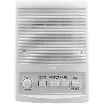 amazon com nutone outdoor remote station white speaker