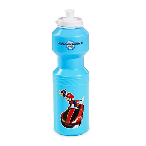 Mario Kart Wii Sports Bottle (1 count) Party