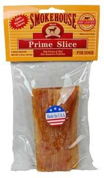 (Smokehouse Pet Products Smokehouse Prime Slice Medium 4 Inches 2 Pk)