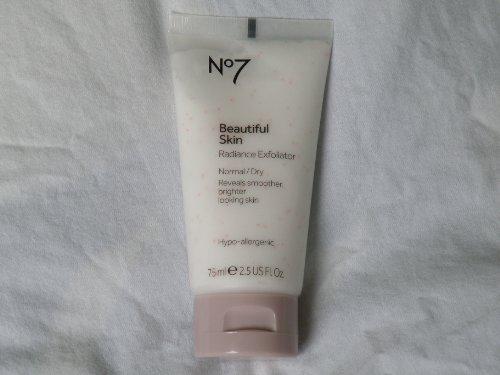 Boots No7 Beautiful Skin Radiance Exfoliator - Normal / Dry 2.5 oz