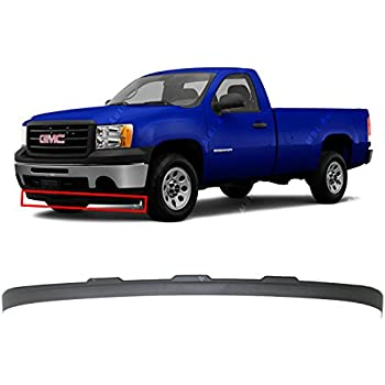 GM1092208 Make Auto Parts Manufacturing Front Valance Bumper Air Dam Deflector Primed 4WD Without Off-road Package For Chevrolet Avalanche /& For Chevrolet Suburban 2500 2007 2008 2009 2010 2011 2013