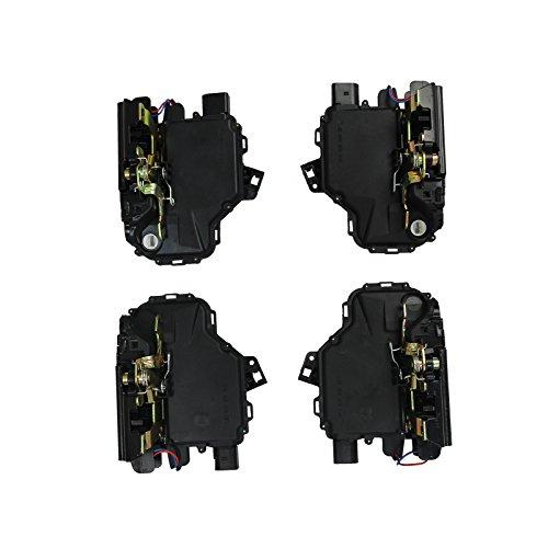 vw beetle door lock actuator - 9