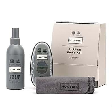Hunter Rubber Care Kit Rubber Care Kit - Zapatos unisex, color negro, talla Einheitsgröße