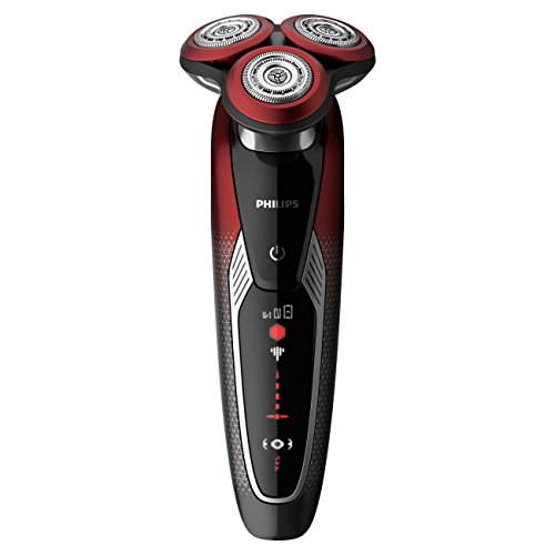 Philips Norelco Special Edition Star Wars Dark Side Wet & Dry Electric Shaver, SW9700/83, with Precision Trimmer by Philips Norelco (Image #8)