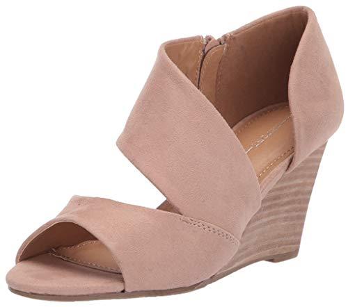 Report Women's Samue Wedge Sandal Pink 10 M -