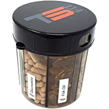 Monster Supplement, Medication and Pill Dispenser