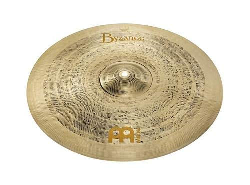 Meinl Cymbals B20TRR Byzance Jazz 20-Inch Tradition Ride Cymbal (VIDEO)