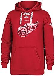 Detroit Red Wings Centennial Crest Pullover Hood