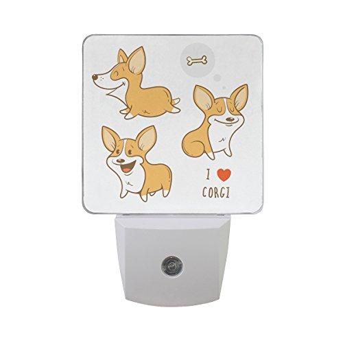 Dog Night Lights Kritters In The Mailbox Dog Night Light
