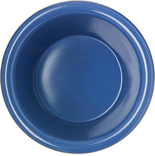 Carlisle S28514 Melamine Smooth Ramekin, 4 oz. Capacity, Ocean Blue (Case of 48) by Carlisle (Image #3)