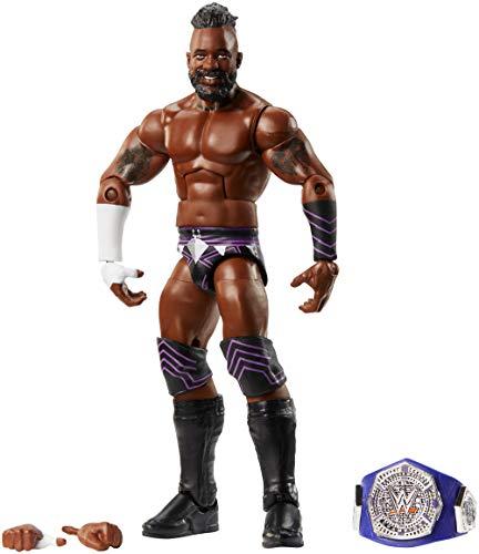 (Mattel WWE Cedric Alexander Elite Collection Action Figure)