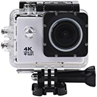 4K WIFI Sprots Camera Emubody Waterproof Case Sports Recorder Camera Camcorder
