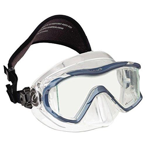 Oceanic Ion 3 Scuba Mask   Slate Blue