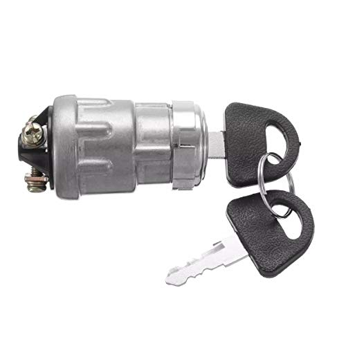 12V Ignition Barrel Key,Switch Waterproof, Key For Motorcycle Car Boat Universal Motorbike Parts: