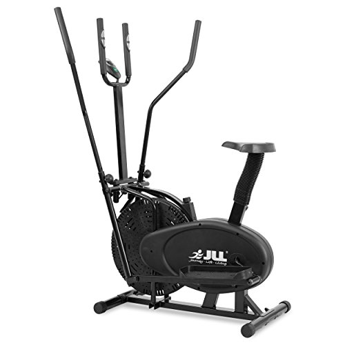 JLL 2-in-1 Elliptical Cross Trainer Exercise Bike...