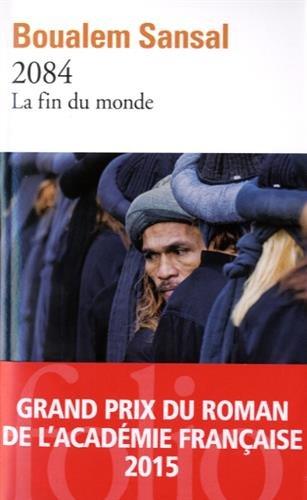 2084-la-fin-du-monde-french-edition