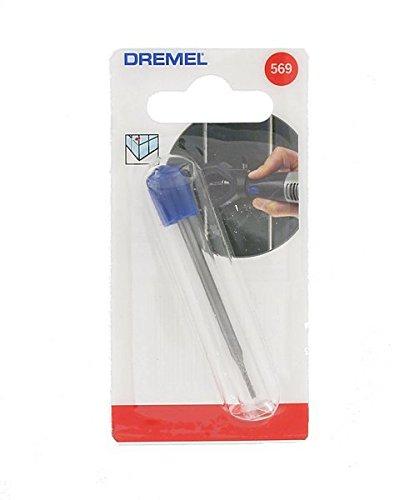 Broca para quitar lechada /Ø 1,6 mm DREMEL 569