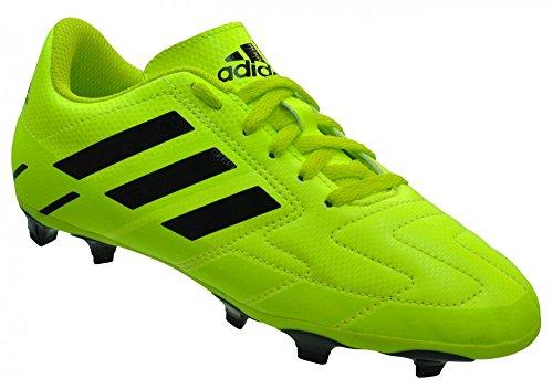 Adidas Neoride III FG Kidszapatos de fútbol de leva Yellow