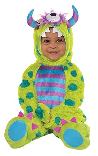 Monster Mash Halloween Costume (0-6