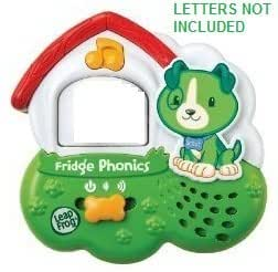Amazon.com: Leap Frog Fridge Phonics Dog Letter Reader (no