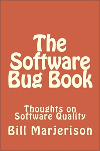 The Software Bug Book