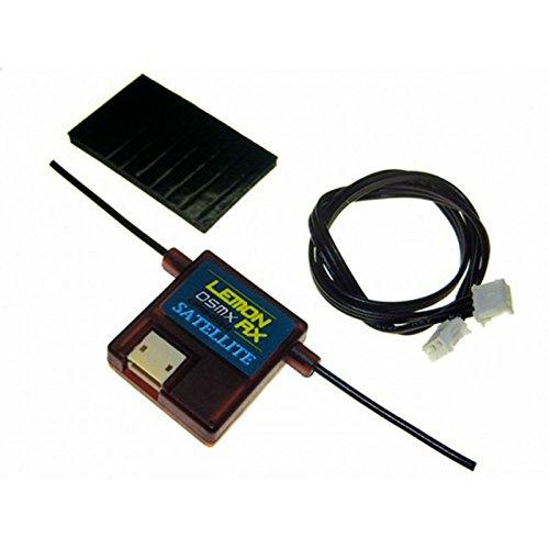 Lemon-RX DSMX Compatible Satellite, Dual-Antennas, LM0008