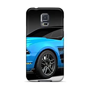 [Ara6693cQSX] - New Ford Mustang (51) Protective Galaxy S5 Classic Hardshell Case