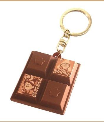 星のカービィ チョコレート キーホルダー 【 ミルクチョコ 】の商品画像