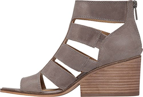 Frauen Driftwood Sandales Dark Femme Lucky Brand Leather us IqBxYvgwZ