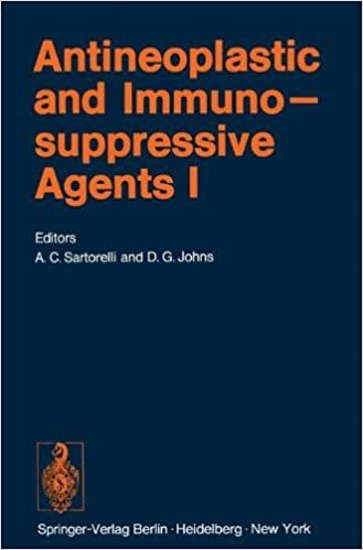 Antineoplastic and Immunosuppressive Agents: Part I (Handbook of Experimental Pharmacology)