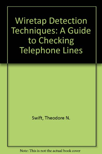 Wiretap Detection Techniques: A Guide to Checking Telephone Lines