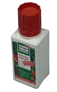 Magic Green abono líquido de 250ml de para plantas ornamentales en ERD de y Hidroponía