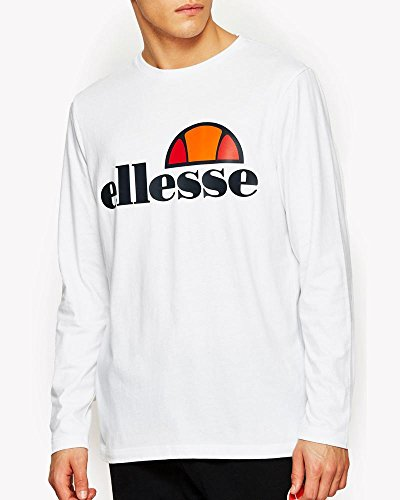 T Homme Pour Grazie Blanc shirt Shs01765 Ellesse nX0wP8OkN
