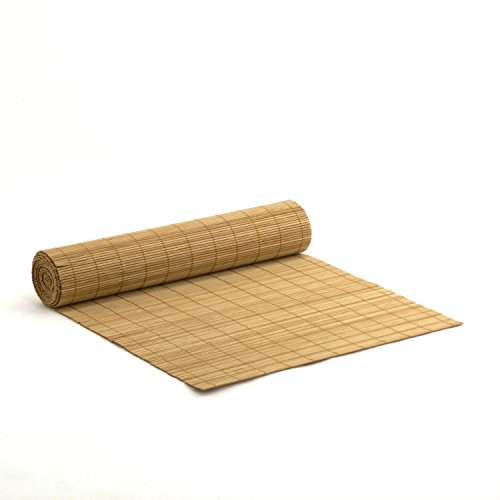 1x - BambooMN Brand Bamboo Matchstick Table