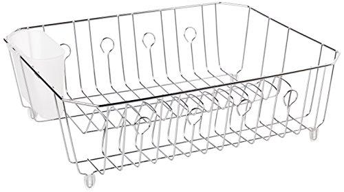 Rubbermaid 6032-AR-CHROM Dish Drainer ()