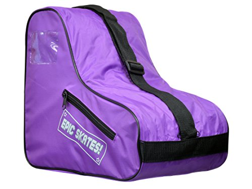 - Epic Skates Standard Purple Skate Bag, One Size