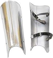 16 Gauge Medieval Steel Greaves Knights Armor Greaves Leg Armour Forged Steel