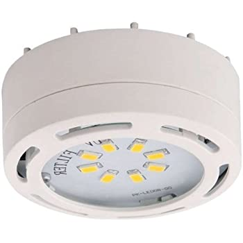 LEDP120WH - 120V Direct LED Puck Light-White