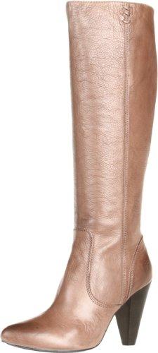 Frye Mujeres Regina Zip Bota Gris Soft Vintage Leather