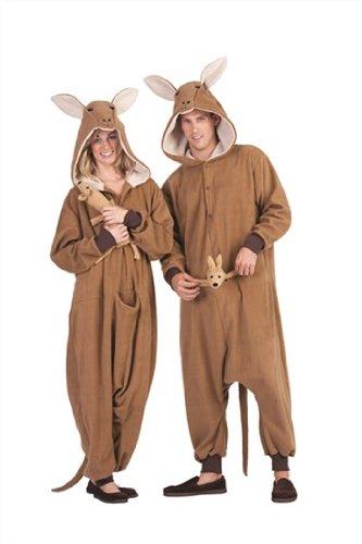 RG Costumes Kangaroo, Brown, One