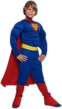 Disfraz Superhéroe con Capa Niño (7-9 años) (+ Tallas) Carnaval ...