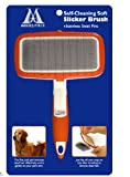 Millers Forge Self Cleaning Soft Slicker Brush